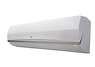 LG LSA5AT3D Split AC (1.5 Ton, 3 Star Rating, White)