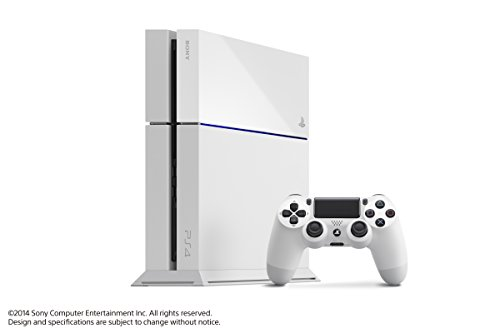 PlayStation4 グレイシャー・ホワイト 500GB  ゲーム画面スクリーンショット2