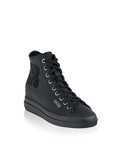 Ruco Line Hightop Sneaker 2212 Top Diamond schwarz