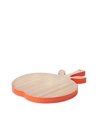 Seletti Vege_Table Tomato Birch Wood Cutting Board