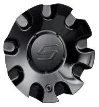 Mr. Lugnut C1029501B Black Plastic Center Cap for S.95-18