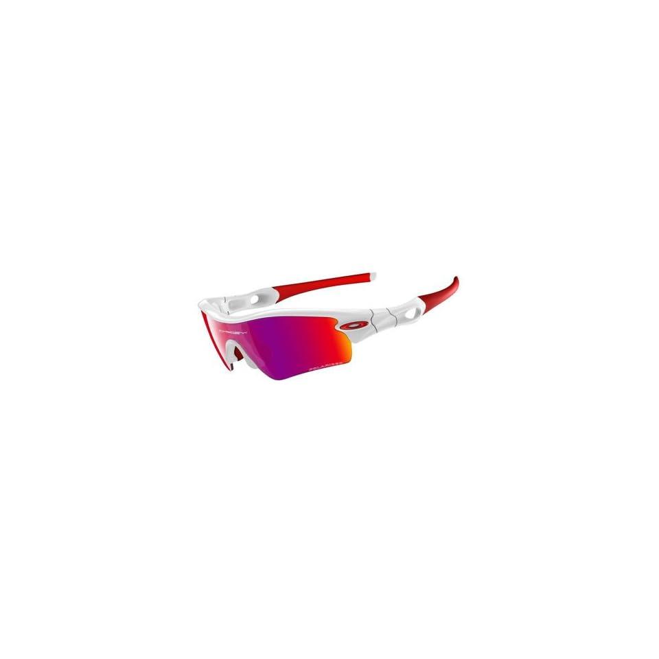 6a0871b716 Oakley Mens Radar 26 212 Polarized Shield Sunglasses
