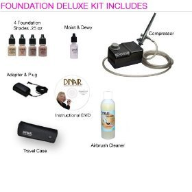 airbrush foundation machine