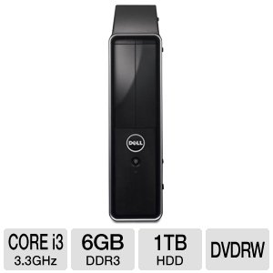 Click Here For nice Size Dell Inspiron 620 Core i3 Desktop PC