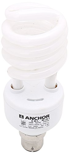 Anchor-23W-CFL-Bulb-(White)