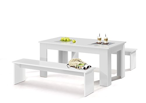 Intertrade-000930-Esszimmer-Garnitur-Rosenheim-Set-140-dekor-wei
