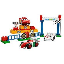 LEGO Duplo Disney Pixar Cars 2 - Limited Edition World Grand Prix (5839)