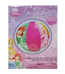 Disneys Princess Beach Ball