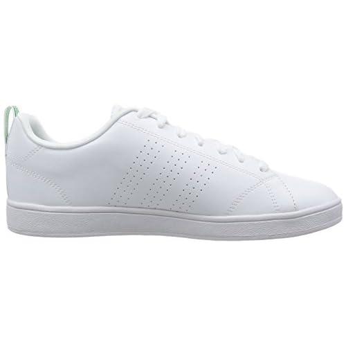 [アディダス] adidas スニーカー VALCLEAN2 JAO26 F99251 ランニングホワイト/ランニングホワイト/グリーン 26.5