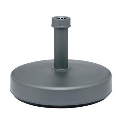 Schirmständer anthrazit zum Befüllen für Stockmaß von ø 2,1 bis 5,4 cm
