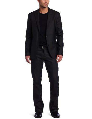 Calvin Klein Men's Two Button Suit Jacket