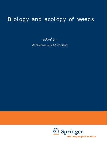 Biology and ecology of weeds (Geobotany)