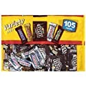 Mars Chocolate Mix Halloween Candy Assortment 105 Count