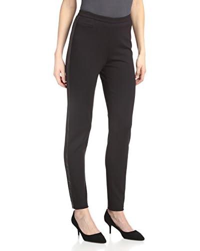 Magaschoni Women's Ponte Knit Skinny Pant