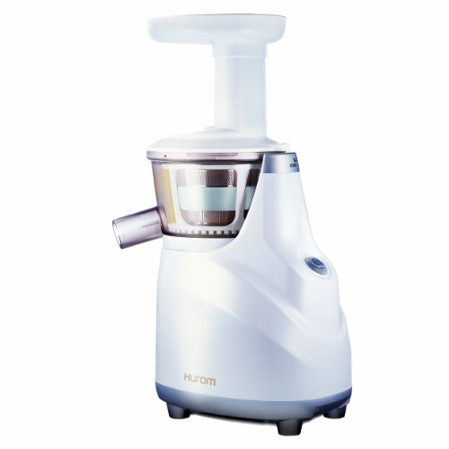 Hurom Fresh Press Juicer Single Auger Masticating Juicer (JP Series) Home Garden Kitchen Dining ...