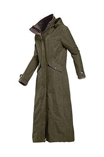 baleno-ladies-kensington-waterproof-coat-olive-size-16