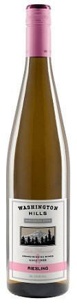 Washington Hills Riesling Late Harvest 2009 750Ml