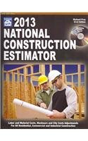 2013 National Construction Estimator (National Construction Estimator (W/CD-ROM)) - Craftsman Book Co - 1572182792 - ISBN: 1572182792 - ISBN-13: 9781572182790