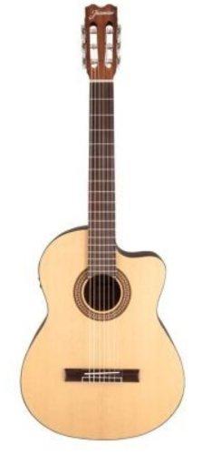 Jasmine Jc25Ce-Nat J-Series Classical Guitar, Natural