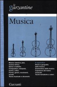Enciclopedia della musica (Le Garzantine)