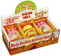 Ass Kickin 3 Pack Hot Salsa Gift Pack from Ass Kickin
