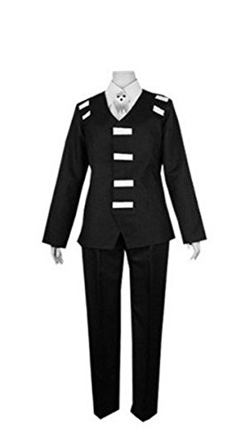 Anime Store Soul Eater Death the Kid Cosplay Costume