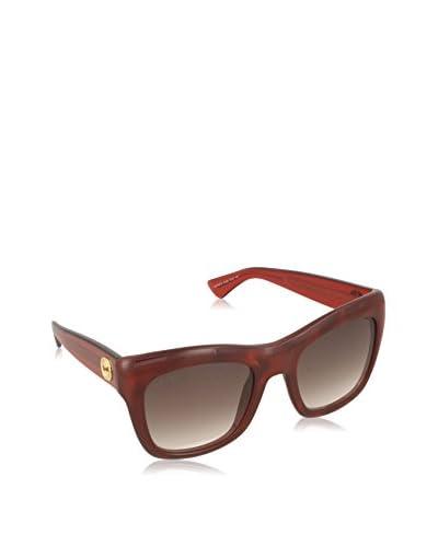 Gucci Gafas de Sol 3827/S JS ( mm) (52 mm) Rojo