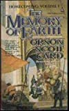 The memory of earth (Homecoming) (0312852797) by Card, Orson Scott
