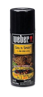 Ach Food Companies Inc Weber Grill'n Spray 98360 Grill Accessories