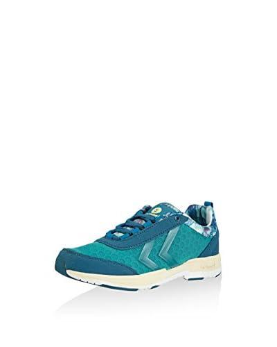hummel Sneaker blau