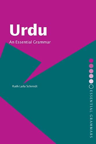 Urdu: An Essential Grammar (Routledge Essential Grammars)