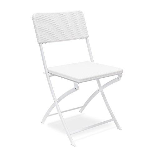 Relaxdays-Klappstuhl-BASTIAN-HBT-82-x-44-x-50-cm-Gartenstuhl-klappbar-in-verschiedenen-Farben-Balkonstuhl-im-Set-als-Sitzgruppe-in-Rattan-Optik-Gartenmbel-und-Campingstuhl-wei-1er-Pack