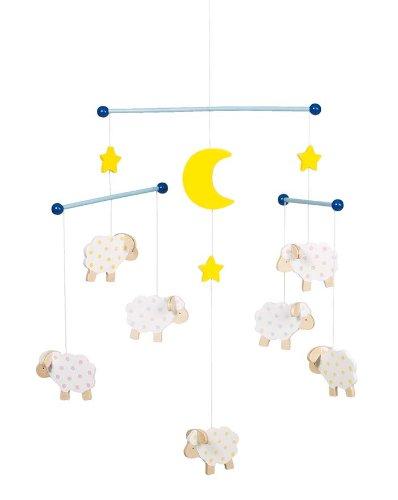 Giostrina, Disegno Pecore