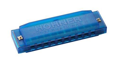 HOHNER ホーナー ハッピーカラーハープ 10穴 C調 レッド 515/20 BLU