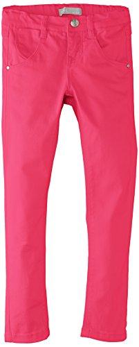 NAME IT - Badda Kids Xxsl/xxsl Col Dnm Pant 215, Jeans per bambine e ragazze, rosa (honeysuckle), 128 (Taglia produttore: 128)