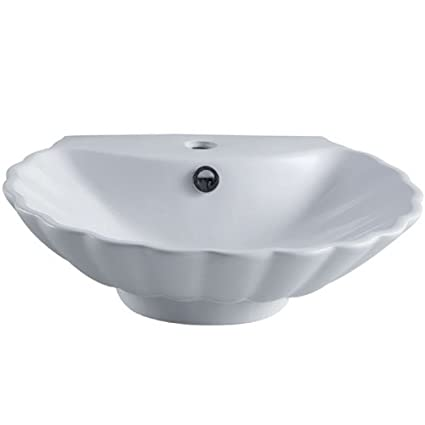 Oceanic Bathroom Sink