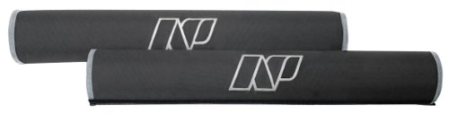 NP Surf Roof Rack Pads, Graphite, 82cm