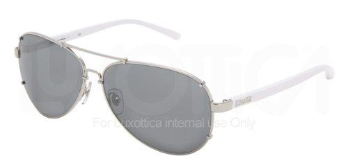 Dolce & Gabbana D&G 6047 White/Silver 062/6G Sunglasses