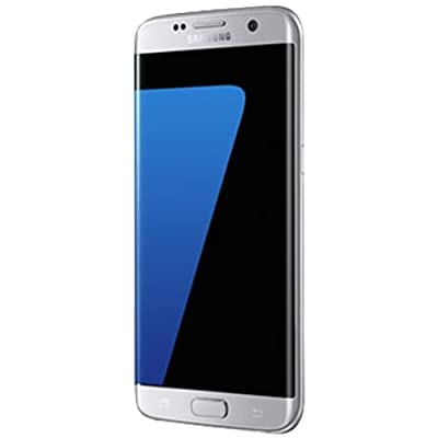 Samsung Galaxy S7 Edge SM-G935F Smart Phone 32 GB, Silver Titanium