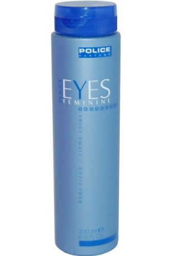 Police Eyes Feminine Body Cream 200ml