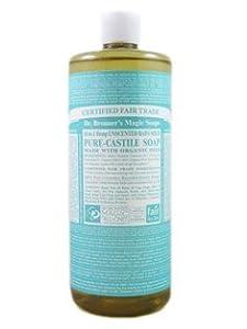 Dr. Bronner's Baby-mild Liquid Soap 32 Oz