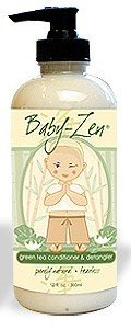 "Baby Zen Green Tea Conditioner & Detangler (Tearless) ""Boy"""