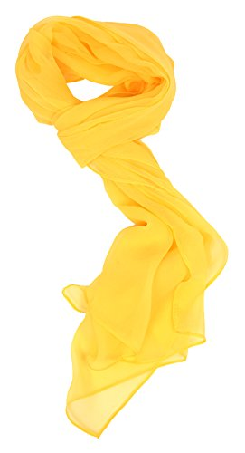 love-lakeside-womens-silk-blend-solid-color-oblong-scarf-one-bright-yellow