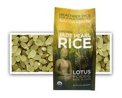 Lotus Rice - Jade Pearl - 15 OZ