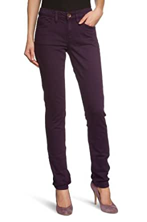 Mexx - Jean - Femme Straight Fit - Violet (547) - FR : 29W (Taille fabricant : 29)