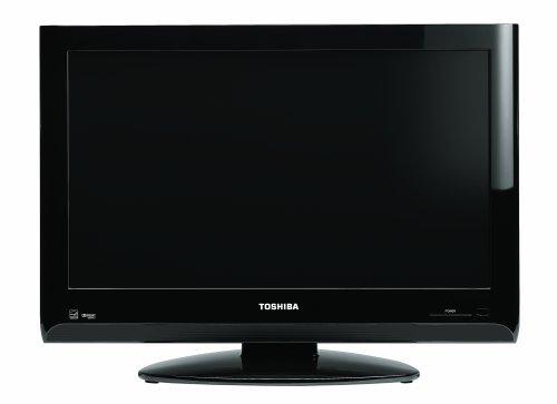 Toshiba 19Av600U 19-Inch 720P Portable Lcd Hdtv, Black