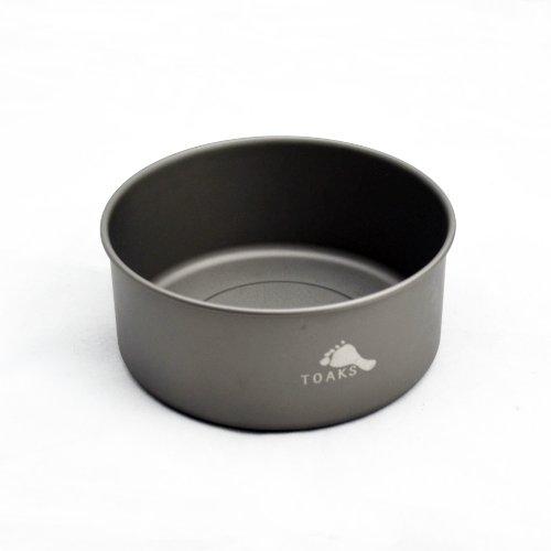 TOAKS Titanium D106mm Bowl