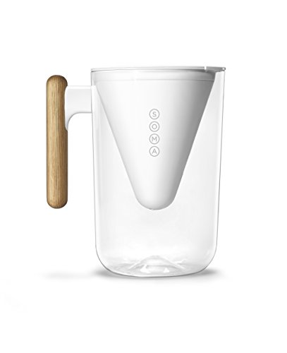 Soma 10-Cup Water Filter Pitcher (Water Filter Pitcher compare prices)