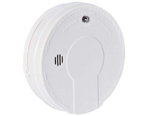 Kidde i9060 Premium BatteryOperated Ionization Sensor Smoke Alarm with Hush Feature, 1Pack Picture