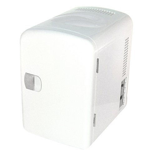 Mini Office Fridge Cooler / Warmer White